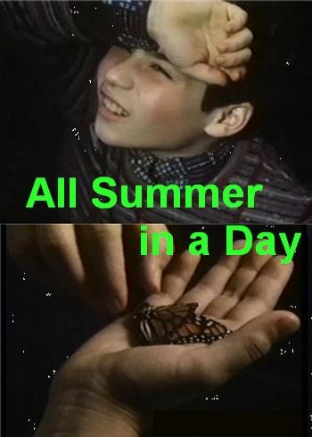 Всё лето в один день all summer in a day